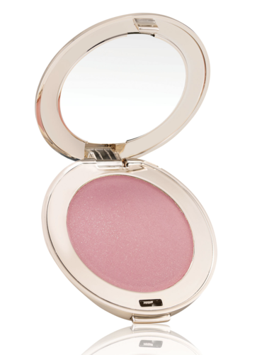 jane iredale - Blush Clearly Pink inkl. goldene Rougedose