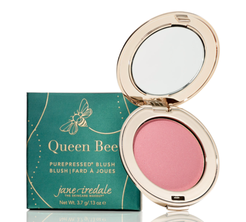 jane iredale - Blush Queen Bee (Limited Edition) inkl. goldene Rougedose
